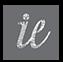 Imagevolution white bullet Logo