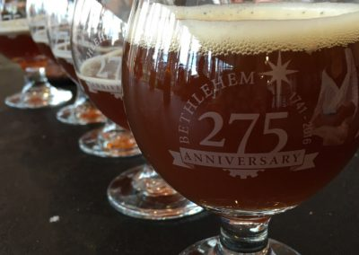 275 Anniversary Glasses