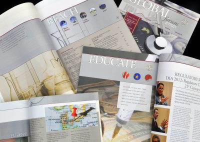 DIA Global Forum Spreads