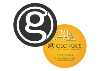 Georges Light Lunch Coupon