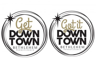 Get Downtown Bethlehem Logos