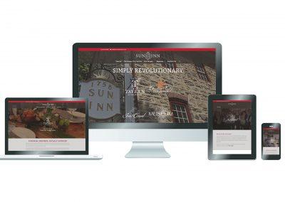 Sun Inn Website