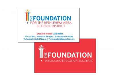 The Foundation Business Cards