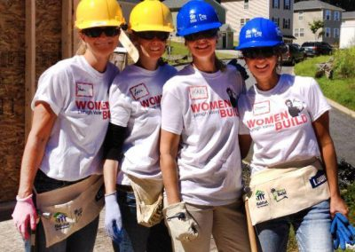 Habitat for Humanity Women's Build2