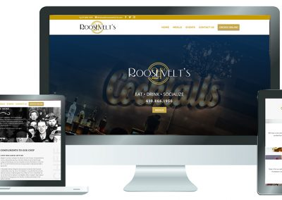 Roosevelt's 21st website