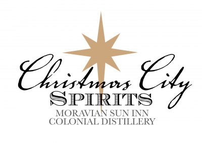 Christmas City Spirits Logo