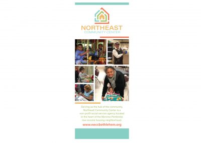 Northeast Ministry Rack Card
